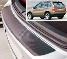 BMW X5 E53 - Effetto Carbonio Paraurti Posteriore Protezione