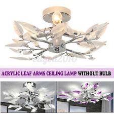 Leaf Arms LED Ceiling Light Modern Lamp Chandelier For Corridor Living Room