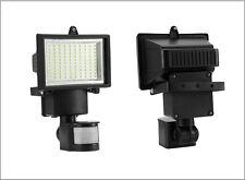 Office Home 60 LED SOLAR PIR MOTION SENSOR SECURITY FLOODLIGHT LAMP GARDEN LAMP