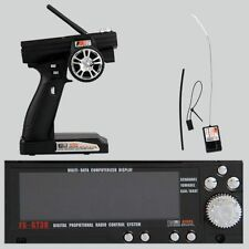 Flysky FS-GT3B 2.4G 3CH Transmitter+Receiver for RC Car Vehicle Radio Control#JS