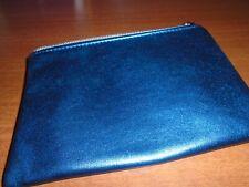 Boots No 7 Shiny Blue Make-Up Bag/Purse