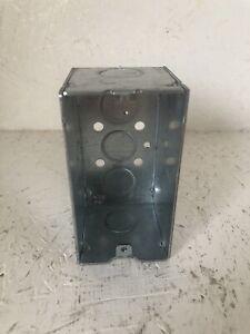 "(Set of 25) Raco Handy Box 4"" x 2"" x 2-1/8"" Depth"
