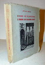 A. Crepas: Suore di Clausura e Uomini che Saranno Santi 1944 Apollon Padre Pio