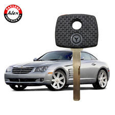 CHRYSLER CROSSFIRE 2004-2008 KEY BY IMMOBILIZER MODULE