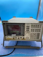 Agilent / HP 8591C Cable TV Analyzer (1 MHz - 1.8 GHz) Tracking Gen with options