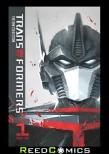 TRANSFORMERS IDW COLLECTION PHASE TWO VOLUME 1 HARDCOVER (272 Pages) Hardback