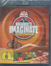 Macaskill's Imaginate Enter Danny's Mind Blu Ray NEU Trial-Bike-Profi