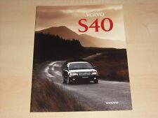49215) Volvo S 40 Prospekt 1996
