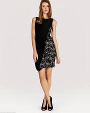 Karen Millen Viscose Floral Dresses Midi