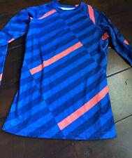 Women's Nike Pro Combat Dri Fit Long Sleeve Shirt Large