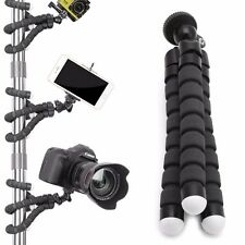 NEW Portable Mini Flexible Tripod Octopus Stand Gorilla Pod For Gopro Camera