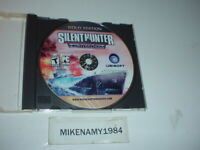 SILENT HUNTER: WOLVES OF THE PACIFIC: GOLD EDITION game disc only for PC DVD-ROM