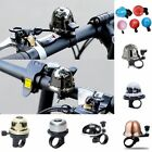 Bike Bicycle Cycling Bell Metal Horn Ring Safety Loud Sound Alarm Handlebar