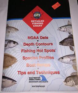 Cape Cod Bay Waterproof Map Detailed Fishing Chart, # MA0103 NOAA Data GPS Ramps