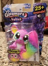 BNIB LIL GLEEMERZ PINK BABIES TOY LIGHTS UP TAIL LEARNING CHRISTMAS DEAL TARGET!