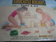 The Amazing Sandcastle builders Kit-TOOLS