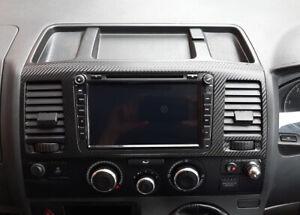Carbon Fibre Effect Dash Trim Kit to fit VW Volkswagen T5.1 Transporter 2009 -15