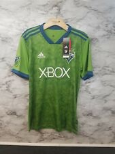 Seattle Sounders FC adidas 2019 Home Replica MLS Jersey Green Sz S 85$ Tag