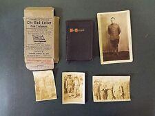 WWI - New Testament with Original Box - USMC Photos