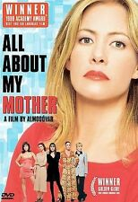 All About My Mother DVD 1999