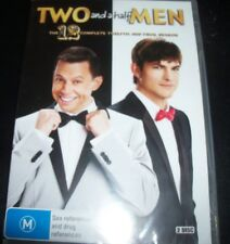 Two And A Half Men The Complete Twelfth Season 12 (Australia Region 4) DVD NEW