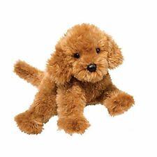 Douglas Addie Caramel Labradoodle Dog Plush Toy Stuffed Animal New