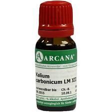 Potassio carbonicum Arcana LM 12 diluizioni 10ml PZN 7540722