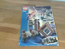 Lego Spider-Man 2 4856 - Doc Ock's Hideout - Instructions Only (no Lego)