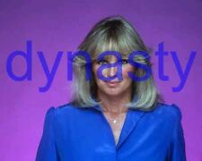 DYNASTY #7146,LINDA EVANS,studio photo,THE COLBYS