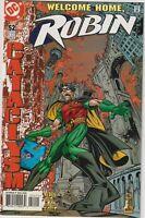 Robin DC Comics #52 NM- 9.2 Batman Gotham Cataclysm part 7 1998