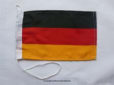 Flaggen Set Kroatien Deutschland Fahne Bootsflagge Bootsfahne Flaggenstock