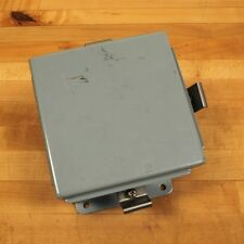 """Hubbell Wiegmann 6"""" x 6"""" x 4"""" Hinged Oil Tight Type 4 Enclosure - NEW"""