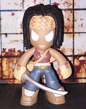 WALKING DEAD SERIES 2 FUNKO MYSTERY MINI 1/12 MICHONNE (BROWN SHOES)