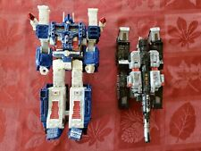 Transformers War For Cybertron: Siege LOT Of 2 Ultra Magnus and Megatron custom