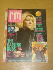 RECORD MIRROR 1989 JAN 28 TEN CITY THE DARLING BUDS