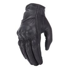 Winter Waterproof Retro Motorcycle Protective Gloves Racing Full Finger Glove XL