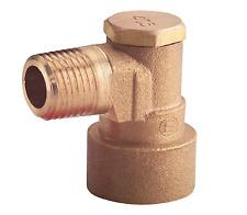 "BAYONET ELBOW SOCKET 1/2"" NATURAL GAS - FOR COOKER HOSE / FLEX"
