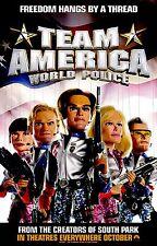 Team America Poster Length: 400 mm Height: 800 mm  SKU: 1786