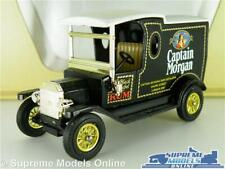 FORD MODEL T TRUCK LORRY VAN CAPTAIN MORGAN 1:35 Y12 Y-12 MATCHBOX YESTERYEAR K8