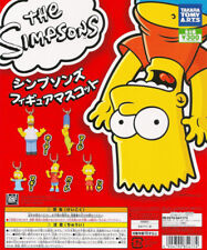 The Simpsons Figure Mascot Gashapon Homer Marge Maggie Bart Lisa Set of 5pcs