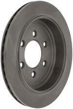 Disc Brake Rotor-C-TEK Standard Rear Centric 121.65120