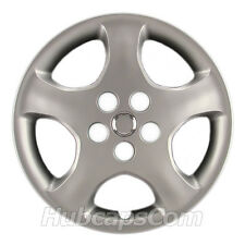 "15"" Silver Hubcaps / Wheel Covers for Toyota Corolla 2005-2008, Heavy Duty"