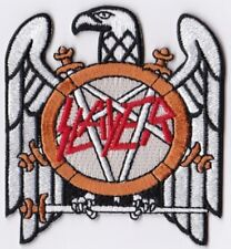 Slayer - Eagle - Iron On or Sew On Patch