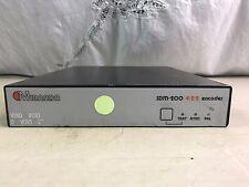 Miranda SDM-200 4:2:2 Encoder Digital to Analog PAL NTSC TEST SDM200