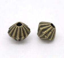 Alloy Cone Jewellery Beads