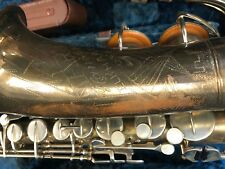 Martin Alto Handcrafted Saxophone, 1938