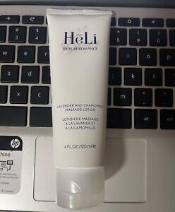 HELI Pure Romance Lavender and Chamomile Massage Lotion
