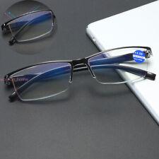 Unisex Reading Glasses Anti Blue Light Eyeglasses +1.0+1.5+2.0+2.5+3.0+3.5+4.0