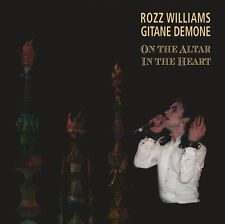 ROZZ WILLIAMS & GITANE DEMONE on the altar / in the heart 2CD