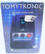 Tomy Tomytronic COSMIC COMBAT Electronic Handheld TABLETOP Game NMIB! TOP RARE!
